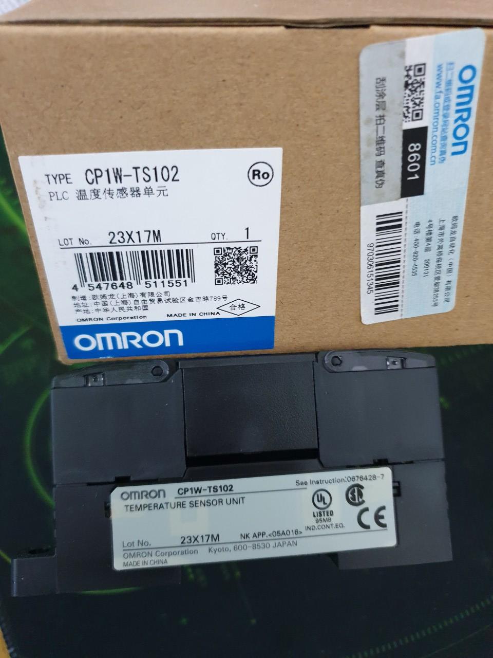 OMRON CP1W-TS102