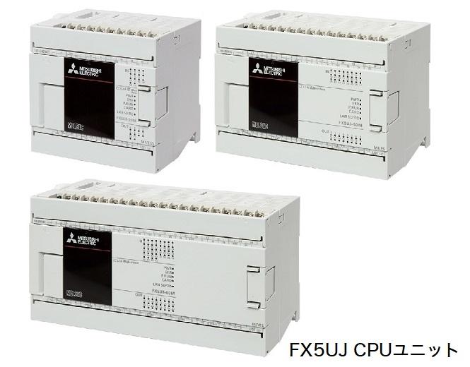 FX5UJ-24MR/ES PLC MITSUBISHI