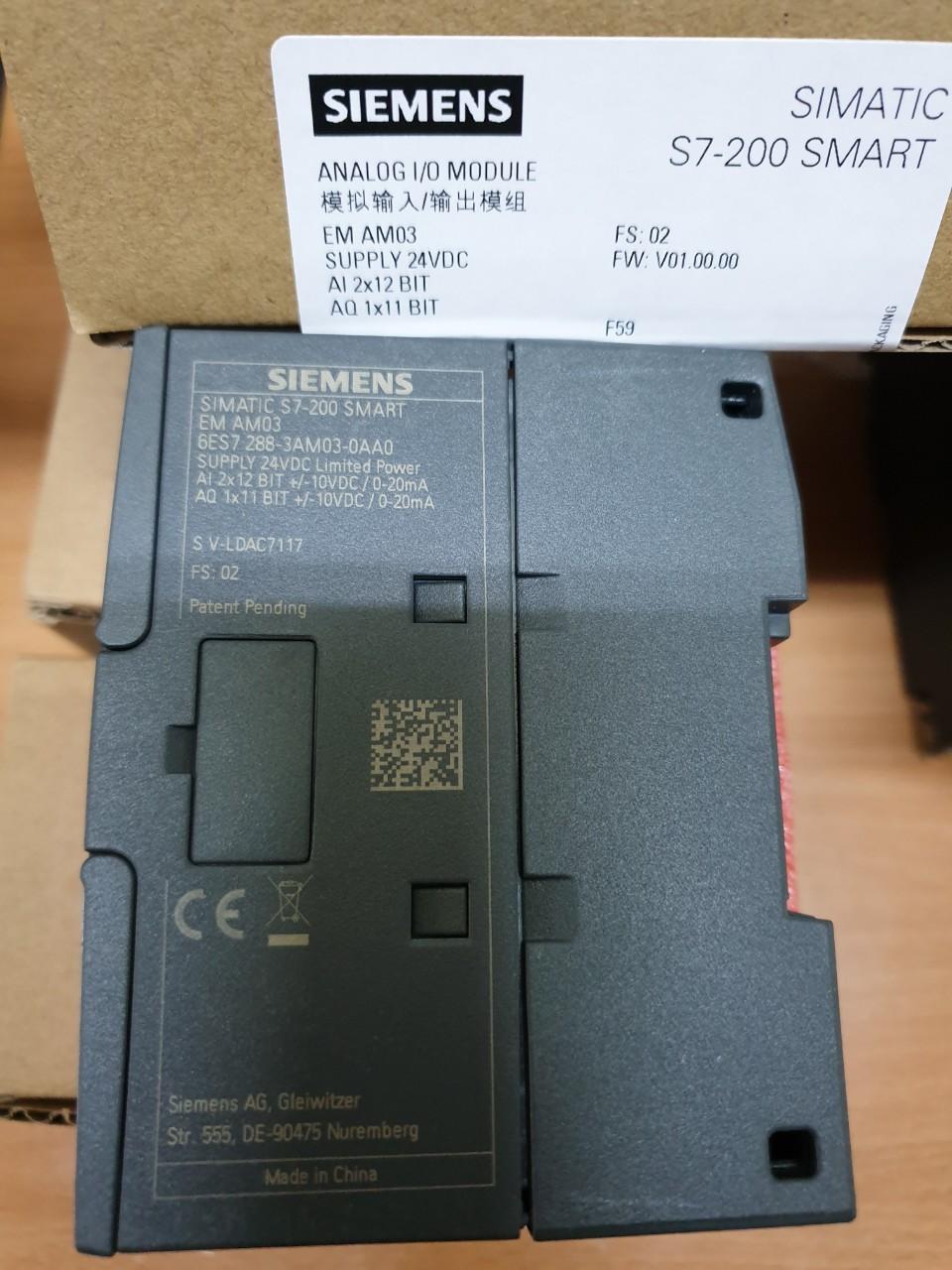 S7-200 Smart EM AM03 6ES7288-3AM03-0AA0